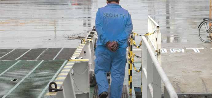 Security Awareness for all seafarers