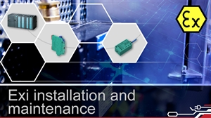 Exi Installation and Maintenance E-Course